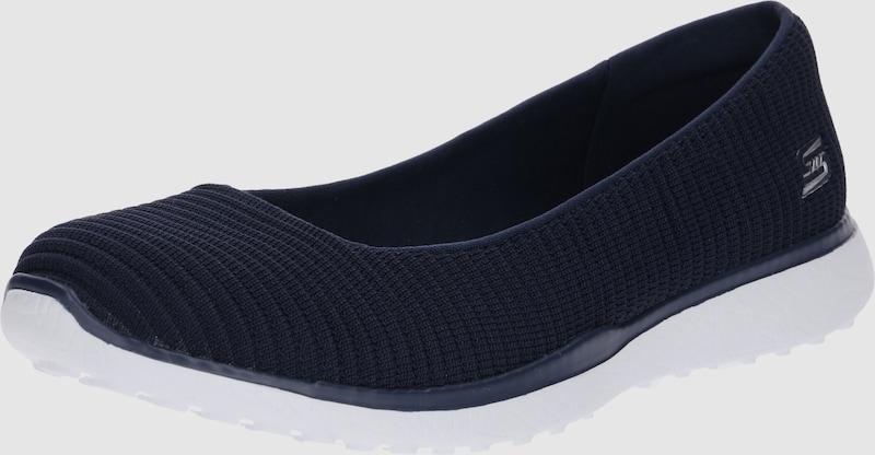 SKECHERS Slipper 'MICROBURST - IN-LINE Textil Lässig wild