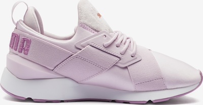 PUMA Sneaker 'MUSE Satin II Wns' in flieder | ABOUT YOU