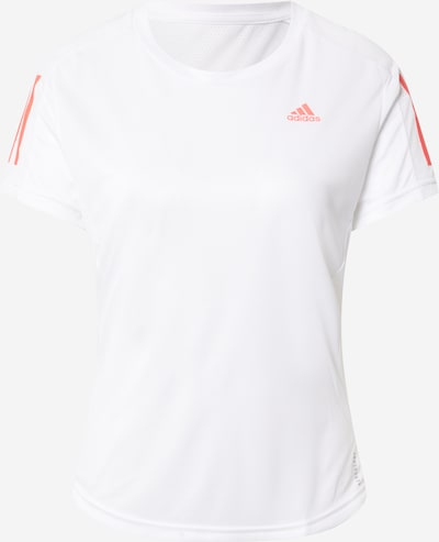 ADIDAS PERFORMANCE T-Shirt 'Own the Run' in pink / weiß, Produktansicht