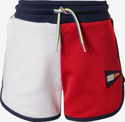 TOMMY HILFIGER Shorts in blau / rot / weiß, Produktansicht