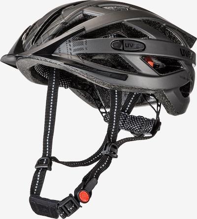 UVEX Fahrradhelm 'city i-vo' in schwarz, Produktansicht