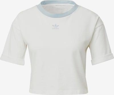 ADIDAS ORIGINALS Shirt in weiß, Produktansicht