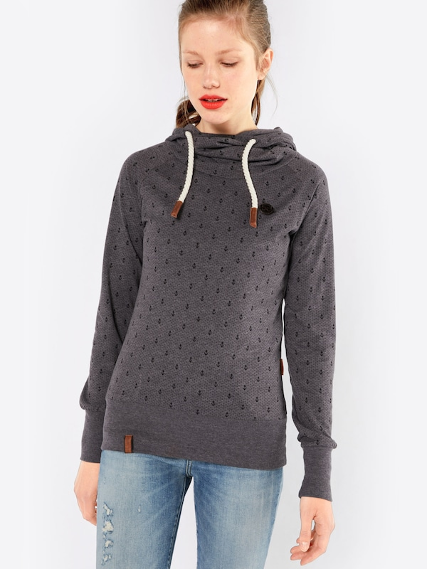 naketano Female Hoody 'Mandy Ankerdizzel V'