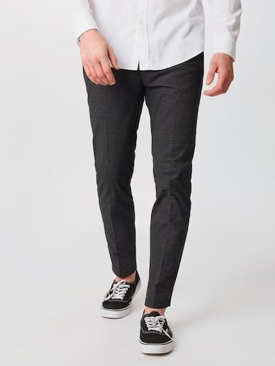 DRYKORN Pantalon 'MAD' en gris / anthracite: Vue de face
