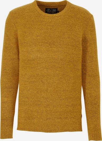 Shiwi Pullover 'Arden' in gelb, Produktansicht
