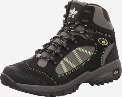 LICO Boots in de kleur Grijs / Antraciet / Appel, Productweergave