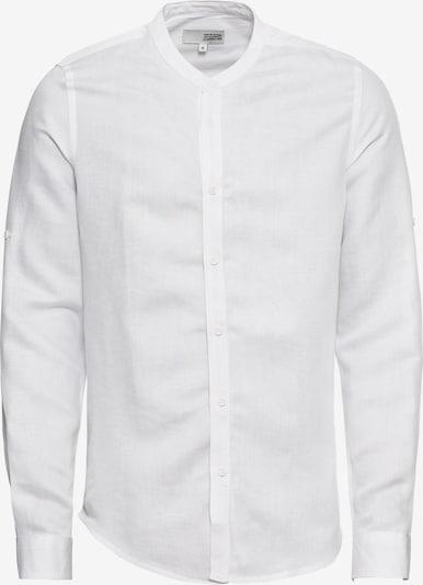 !Solid Hemd 'Shirt - Land Linnen Chinacol' in weiß, Produktansicht
