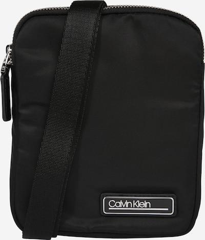 Calvin Klein Torba za čez ramo 'PRIMARY MINI FLAT CROSSOVER'   črna barva, Prikaz izdelka