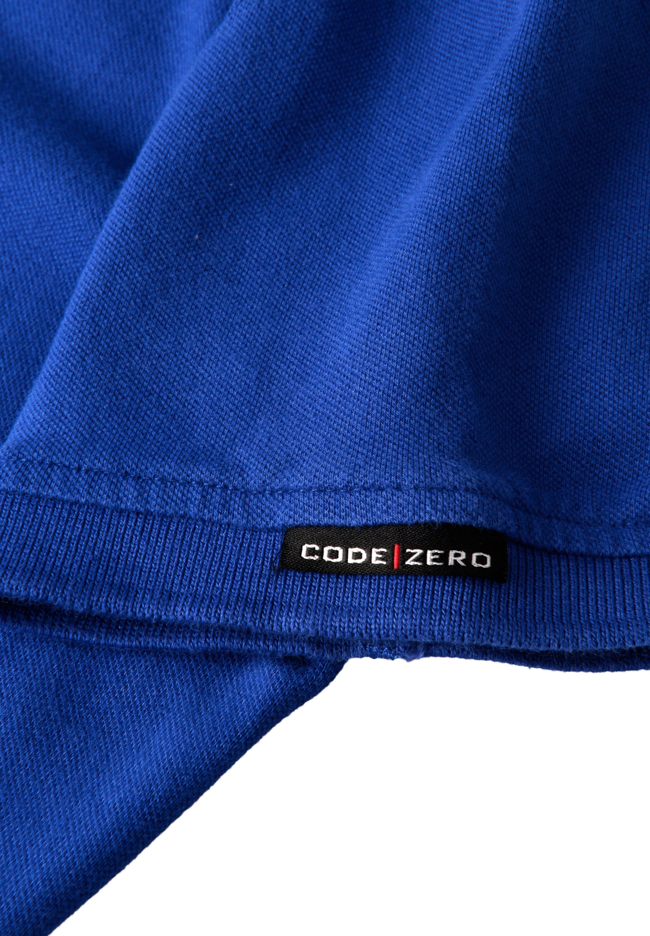 Blau Code In zero Shore Women Poloshirts Polo mOvNnw80