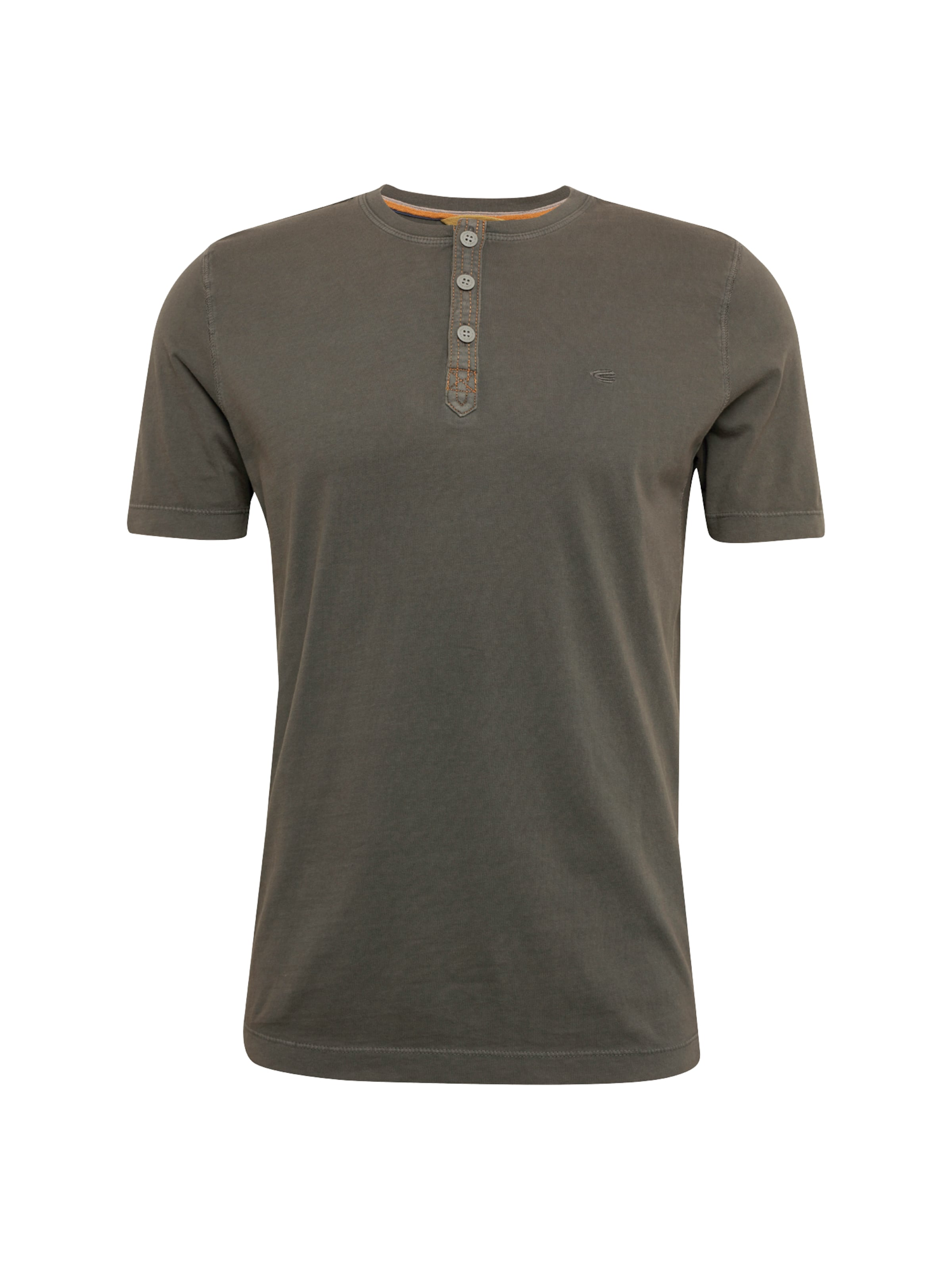 shirt In Dunkelgrau Camel T Active HDWEIY2e9