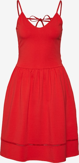 ONLY Kleid 'ONLADDY STRAP DRESS JRS' in rot, Produktansicht