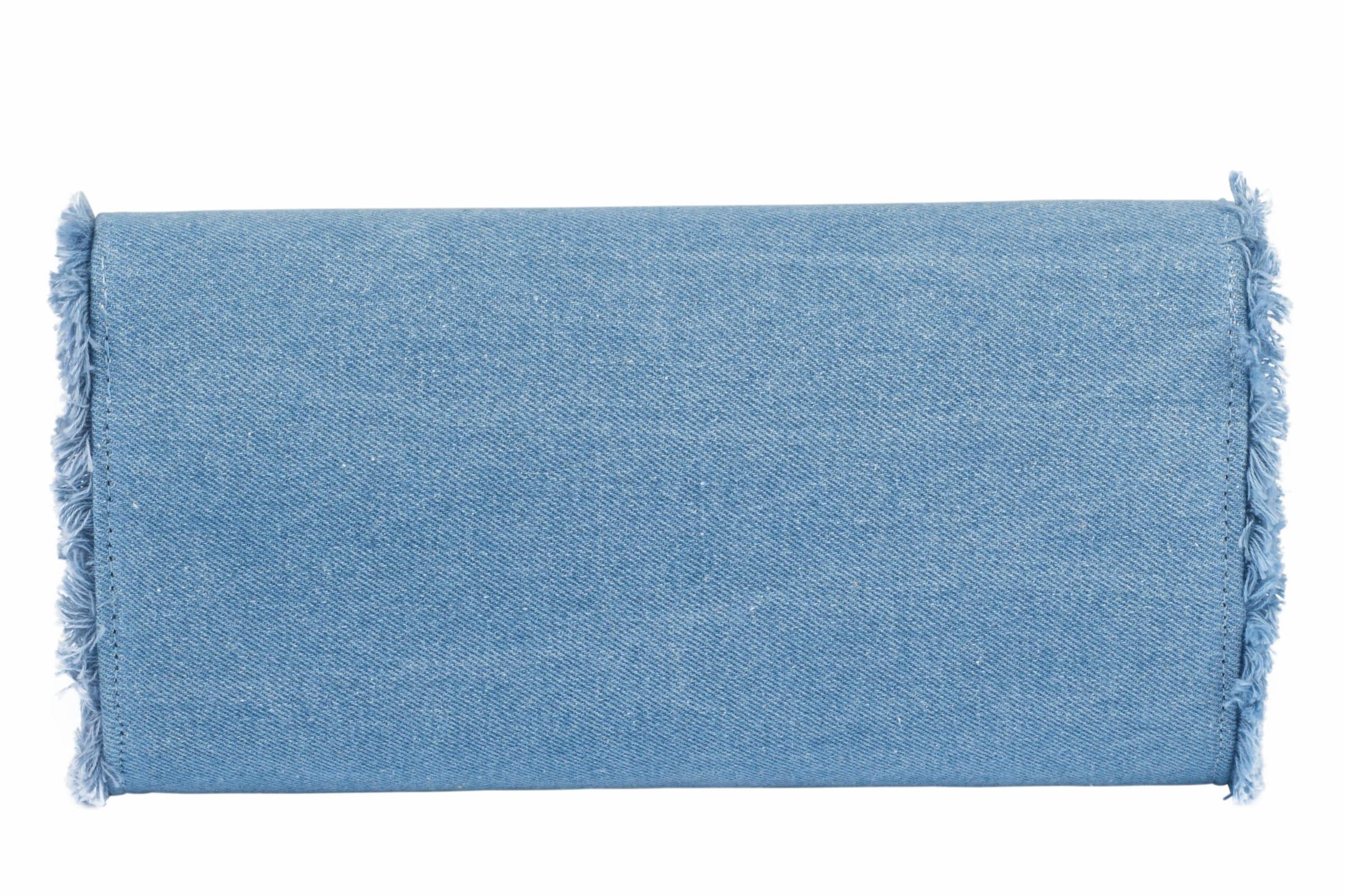 Werksverkauf COLLEZIONE ALESSANDRO Clutch mit Überschlag Steckdose Zuverlässig iaCFy2yWi