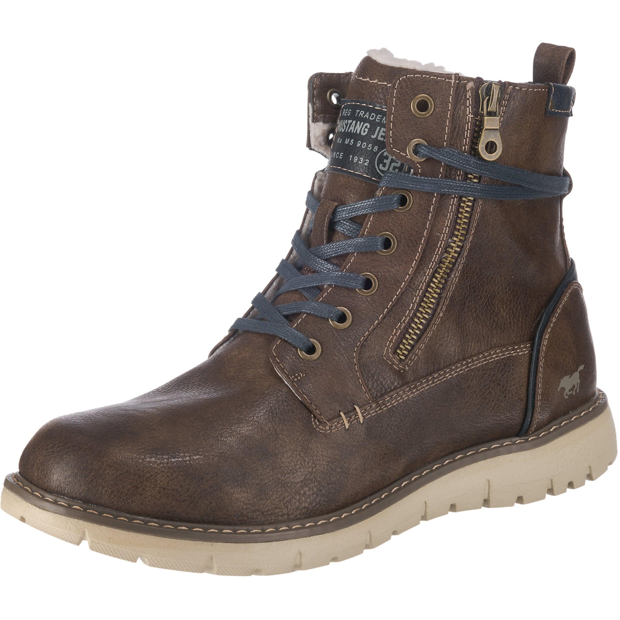 Haltbare Mode billige Schuhe MUSTANG   Winterstiefel Schuhe Gut getragene Schuhe