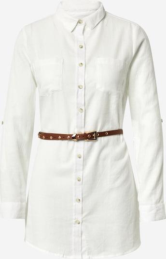 Hailys Bluse 'Larissa' in weiß, Produktansicht