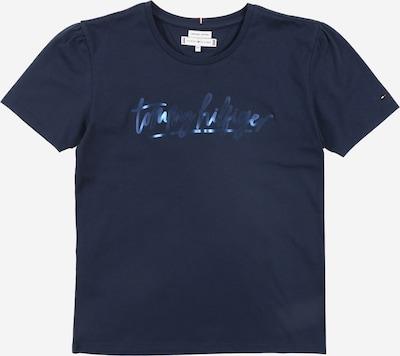 TOMMY HILFIGER Majica | nočno modra barva, Prikaz izdelka