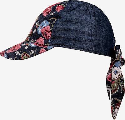 MAXIMO Cap in blau / rosa, Produktansicht