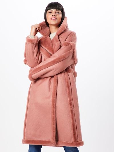 VILA Zimní kabát 'VIELBA COAT' - růže, Model/ka