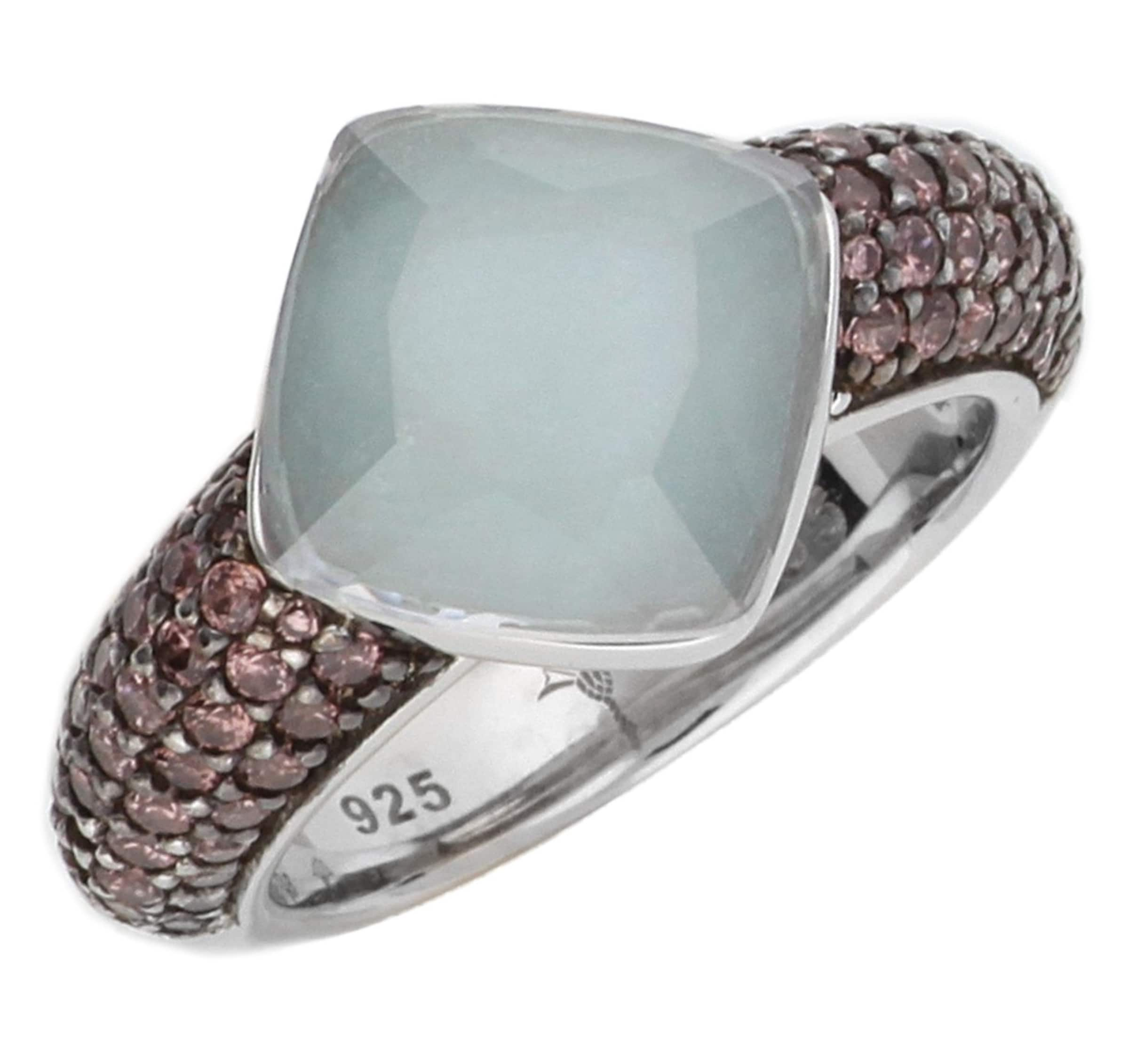 Auslass Extrem JOOP! Fingerring Silber Türkis Kirsten JPRG90657A Schnelle Lieferung Günstiger Preis 8hTgPW