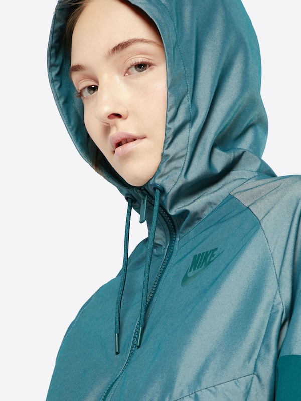 Nike Sportswear Jacke 'WR JKT CHAMBRAY'