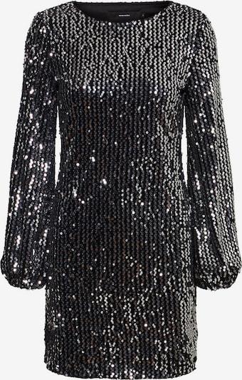 VERO MODA Kleid in schwarz / silber, Produktansicht