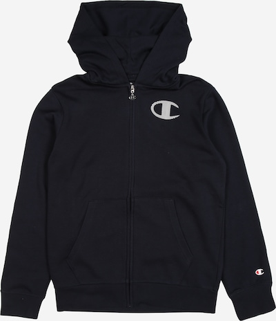 Champion Authentic Athletic Apparel Sweatjacke in blau, Produktansicht