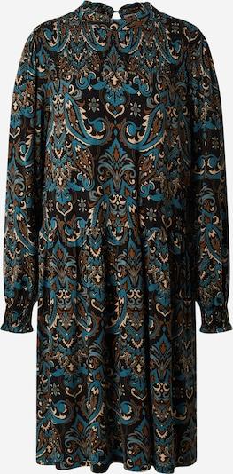 Soyaconcept Kleid 'Sc-Marica' in dunkelgrün / mischfarben, Produktansicht