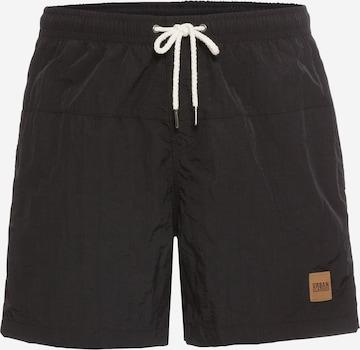 Shorts de bain Urban Classics en noir