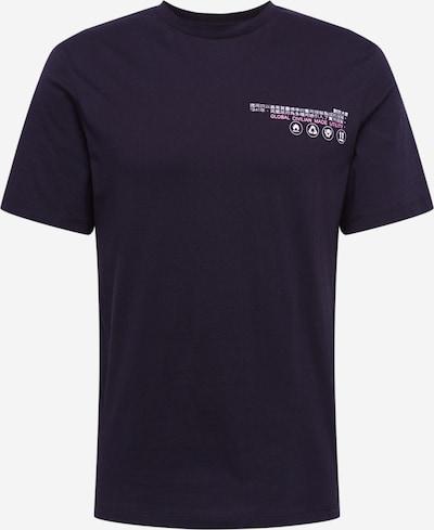River Island Shirt 'COMMUNITY' in rosa / schwarz / weiß, Produktansicht
