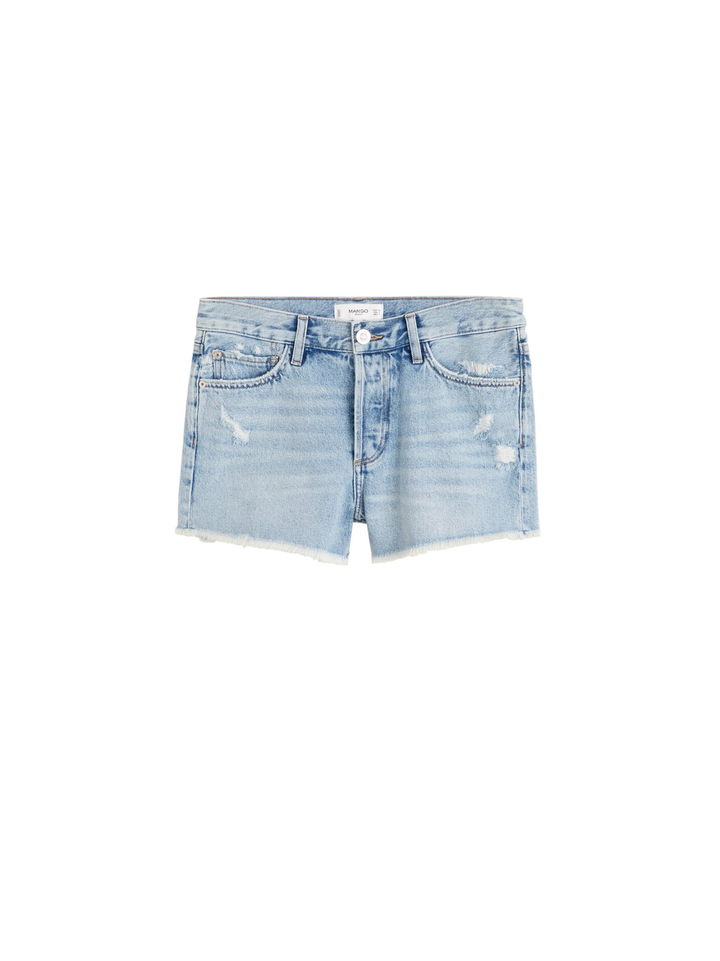 Hellblau Mango 'one' In Mango Mango In Shorts 'one' 'one' Shorts Shorts Hellblau XZPOkiuT