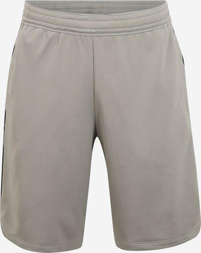 UNDER ARMOUR Sport-Hose 'MK1 Graphic Shorts' in grau / schwarz, Produktansicht