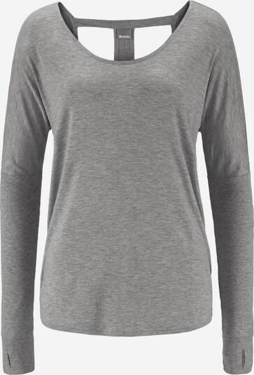 BENCH Strandshirt in graumeliert, Produktansicht