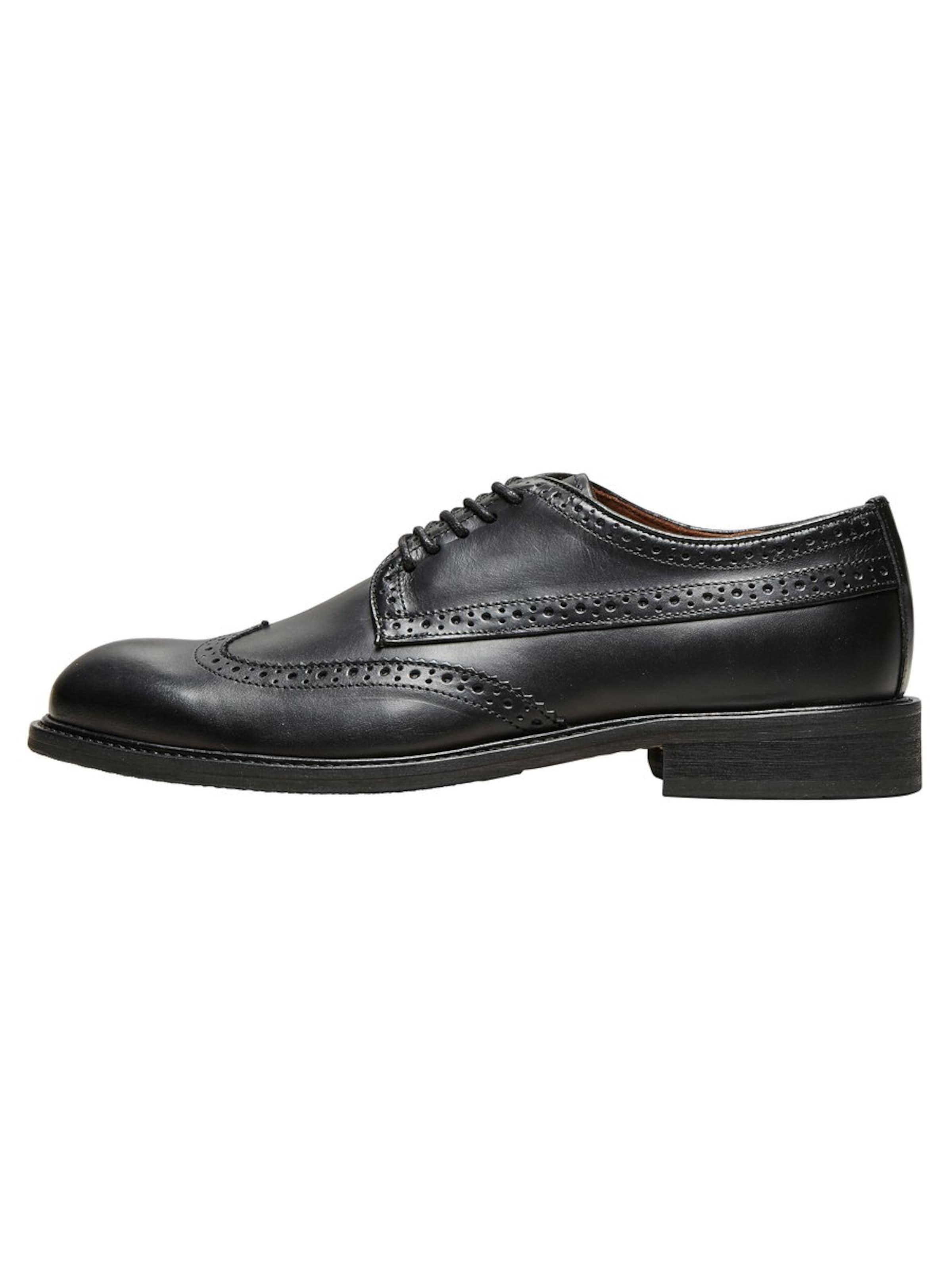 SELECTED HOMME Schuhe Leder Leder Leder Großer Rabatt 84ac2a