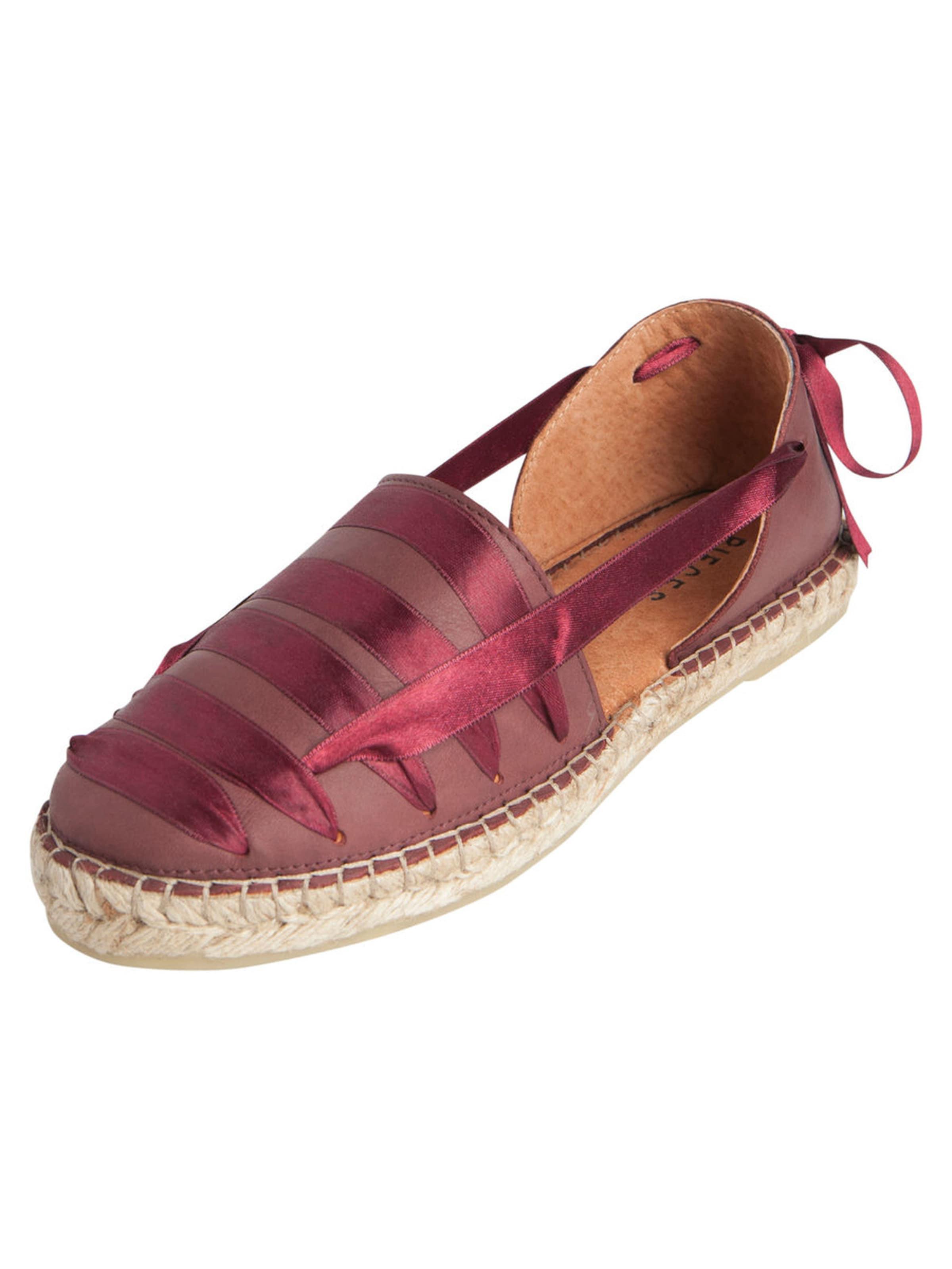 Haltbare Mode billige Schuhe PIECES | Espadrilles Schuhe Gut getragene Schuhe