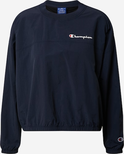 Champion Authentic Athletic Apparel Sweat-shirt en bleu marine, Vue avec produit