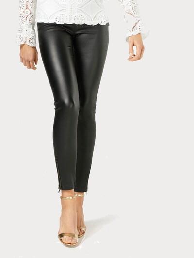 Cream Leggings 'Belus-Katy' in de kleur Zwart, Modelweergave