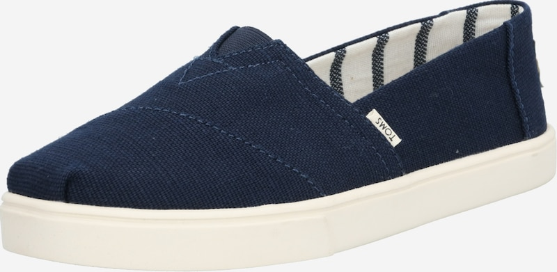 TOMS Instappers in Navy jsxIh8RV
