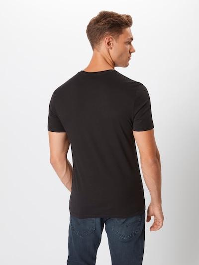 LEVI'S T-Krekls pieejami melns: Aizmugures skats