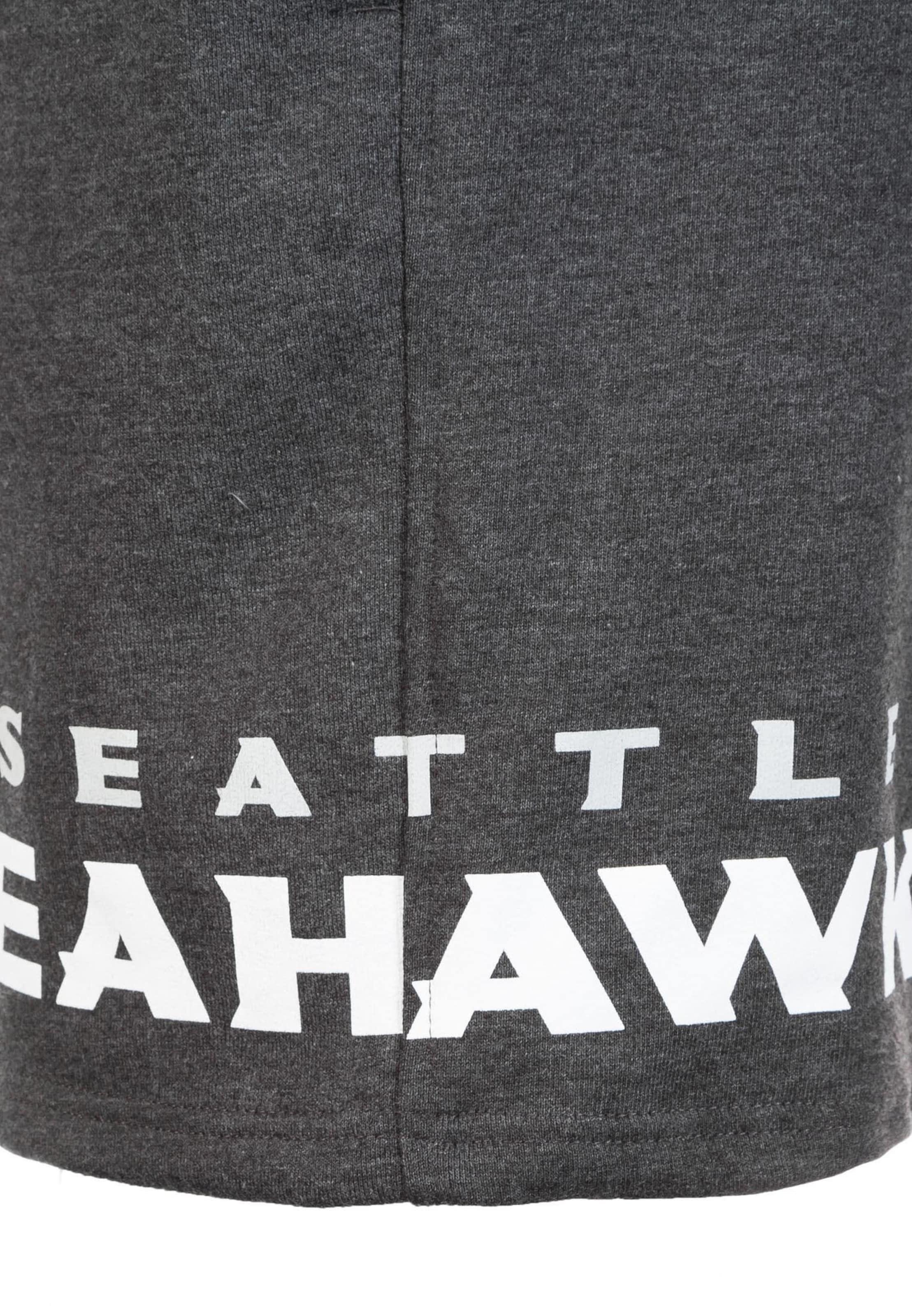 New Era 'nfl FoncéBlanc Seattle Around En Pantalon Gris Seahawks' Wrap rxQBodCEWe