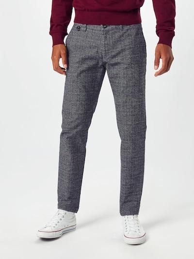 bugatti Pantalon en gris, Vue avec modèle