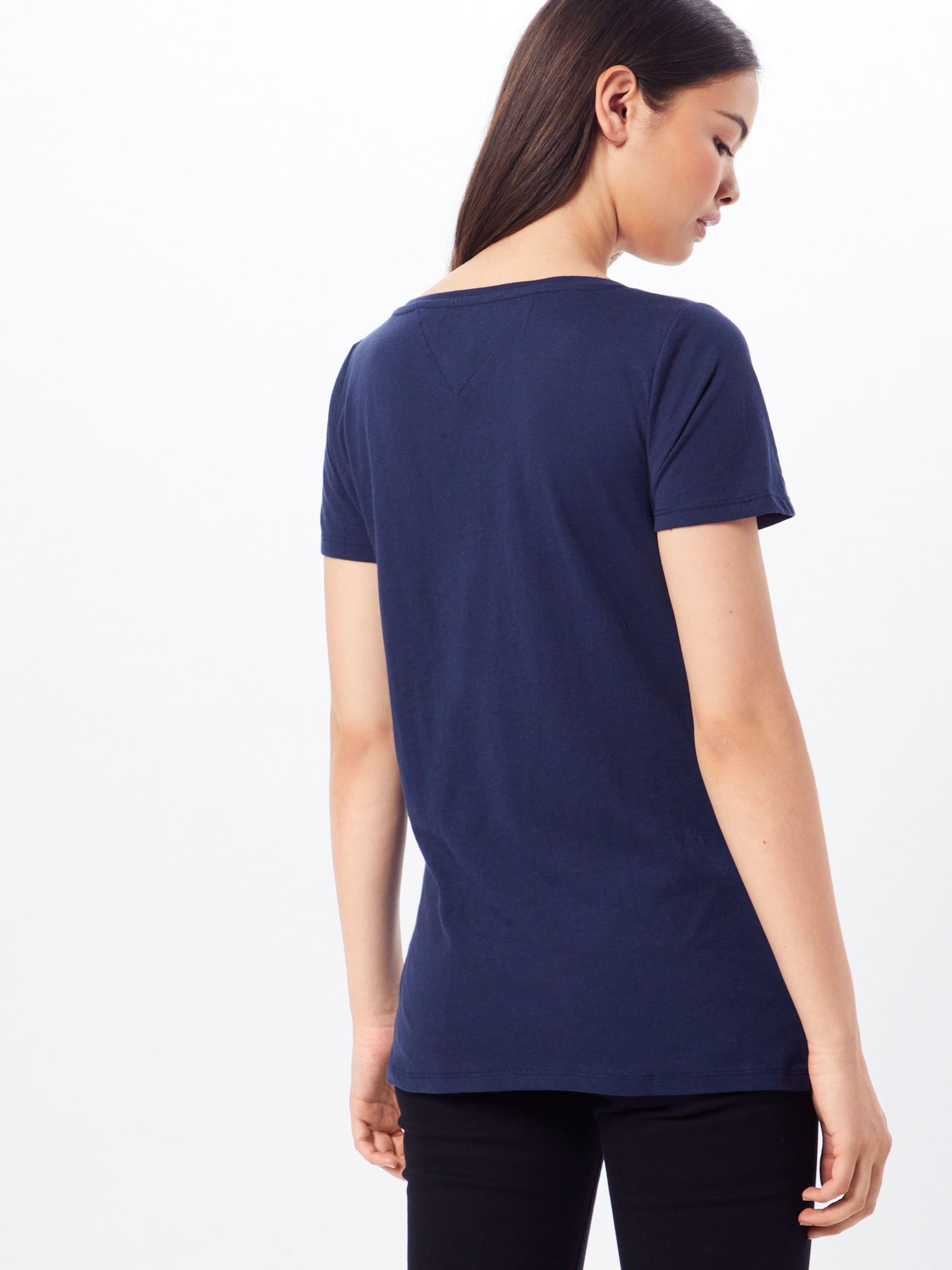Tommy Jeans Navy In T shirt yvmN0wnO8