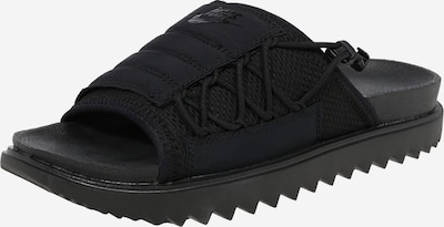 Saboți 'City' Nike Sportswear pe negru, Vizualizare produs