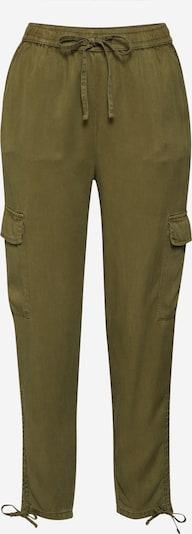 ONLY Chino 'ONLJO  LIFE CARGO PANT  WVN' in de kleur Groen, Productweergave
