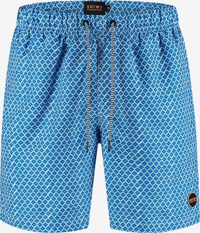 Shiwi Szorty kąpielowe w kolorze niebieskim, Podgląd produktu