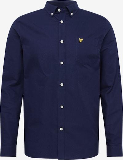 Lyle & Scott Hemd 'Oxford Shirt' in navy, Produktansicht