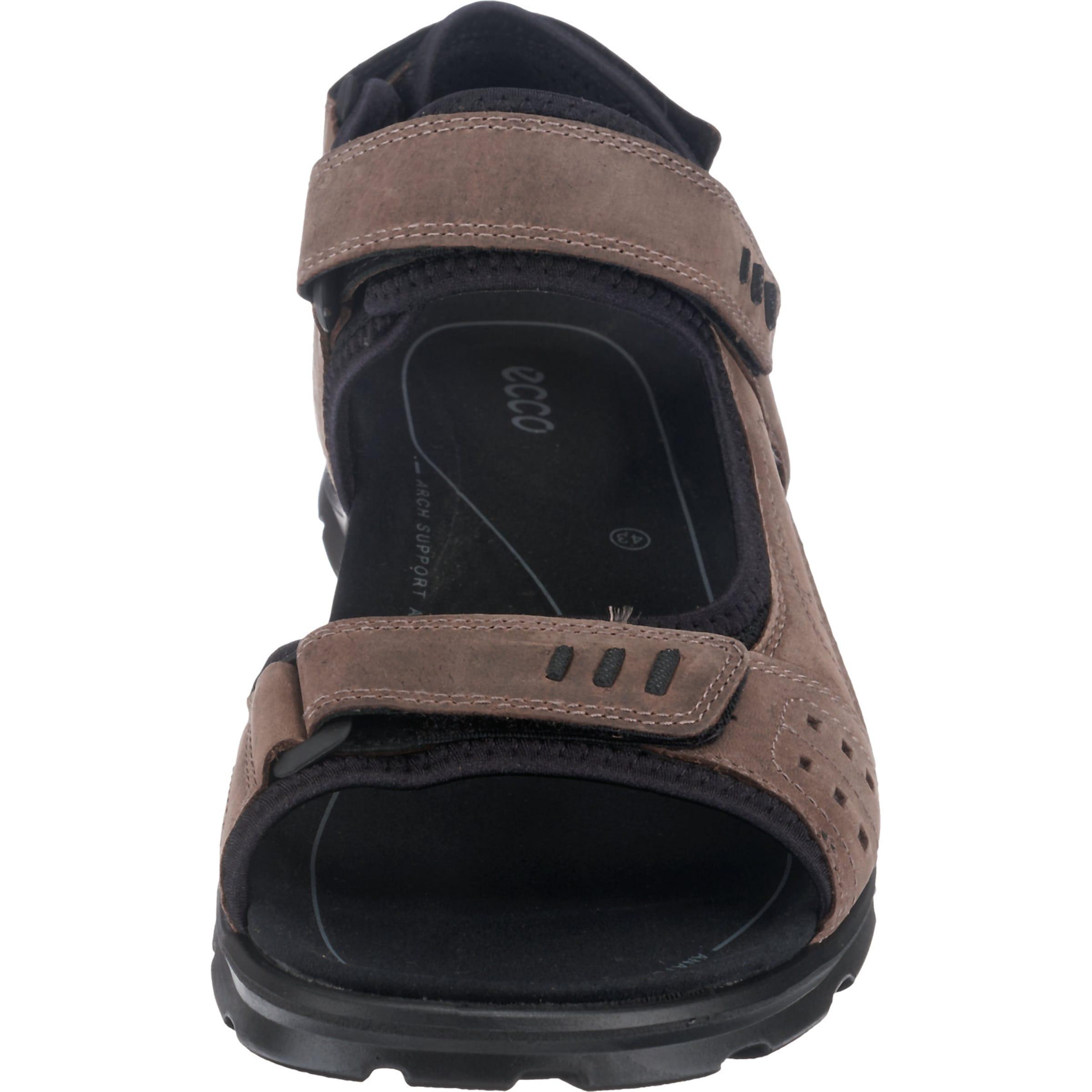 ECCO ECCO ECCO Sandalen 'Utah Leder Bequem, gut aussehend ad9077