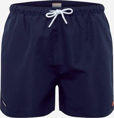 ELLESSE Boardshorts 'DEM SLACKERS' en bleu marine, Vue avec produit