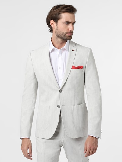 Finshley & Harding Anzug 'Jimmy ' in grau / hellgrau, Produktansicht