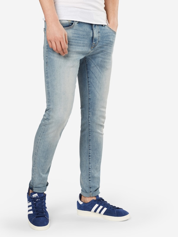 Mavi Jean En 'james' Denim Bleu 3R4AL5j