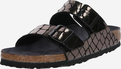 BIRKENSTOCK Pantolette  'Arizona' in schwarz, Produktansicht