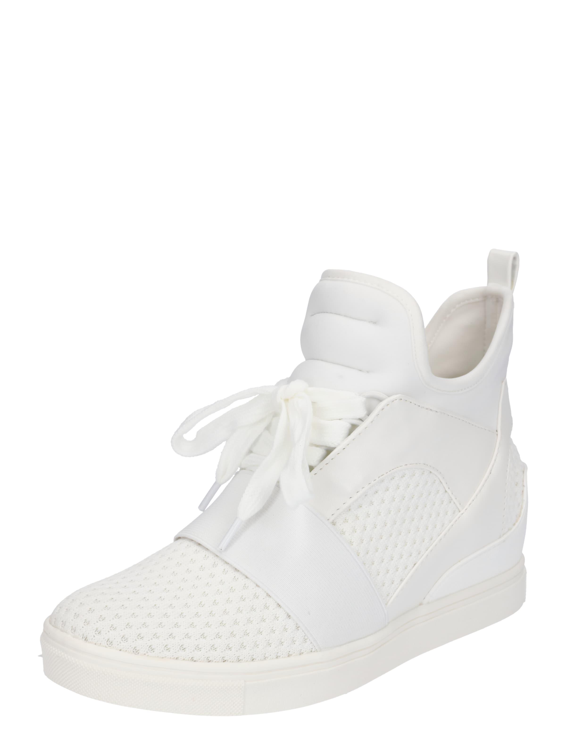 Chaussures De Sport Steve Madden Haute Lexi 'blanc 6VLKFzs